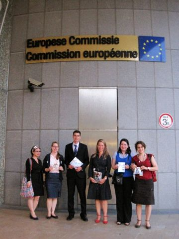 Meat the Truth screening at European Commission