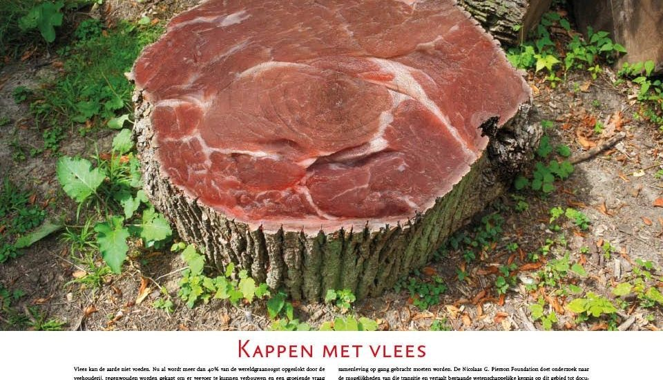NRC Charity Awards: Kappen met vlees