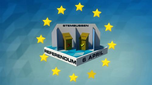 Referendum 6 april: NEE tegen associatieverdrag tussen de Europese Unie en Oekraine