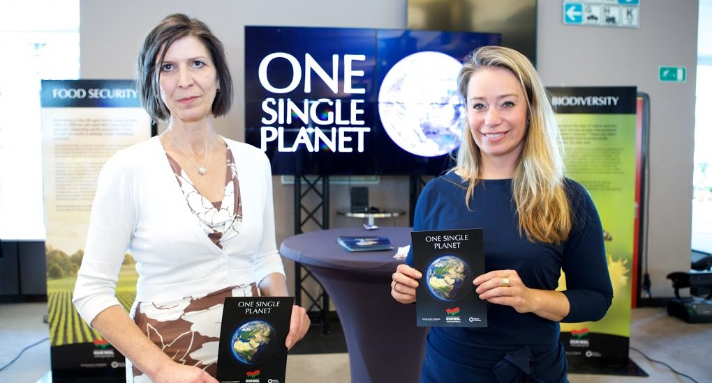 One Single Planet naar Europees Parlement