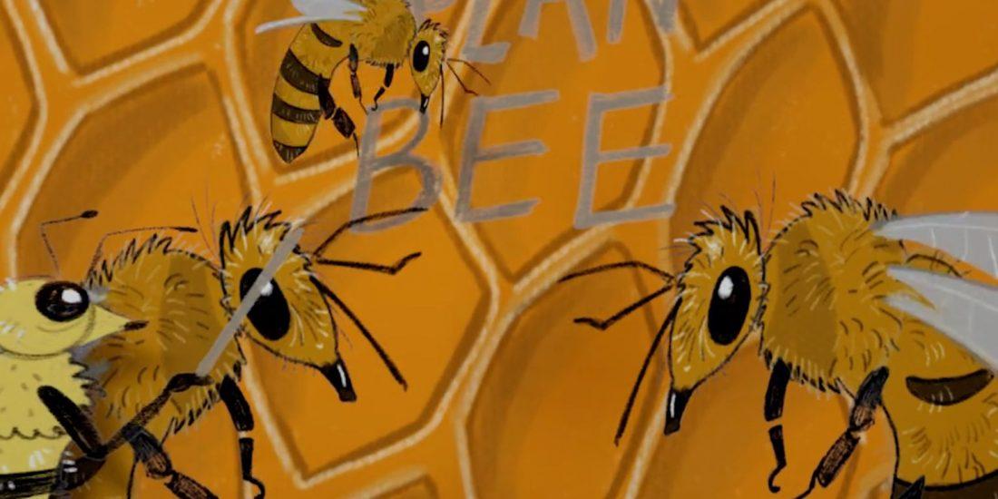 Nano-cluster: Bijensterfte