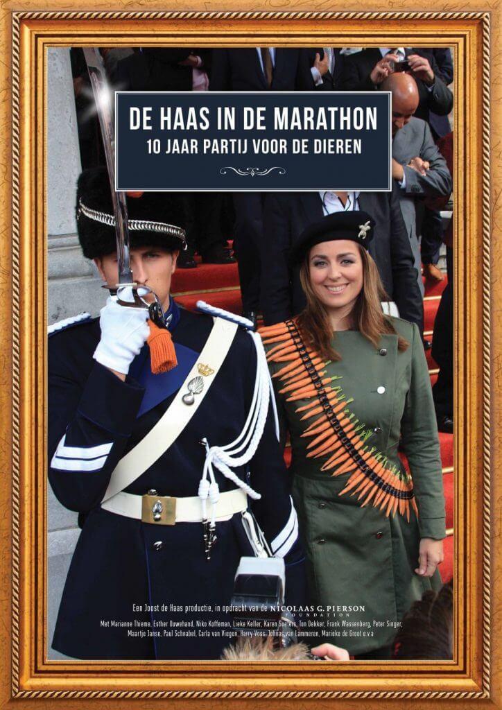 De Haas in de Marathon