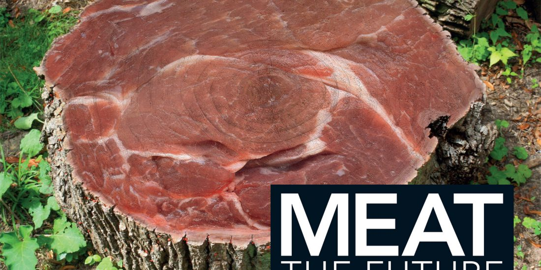 NGPF presents new book: Meat, The Future