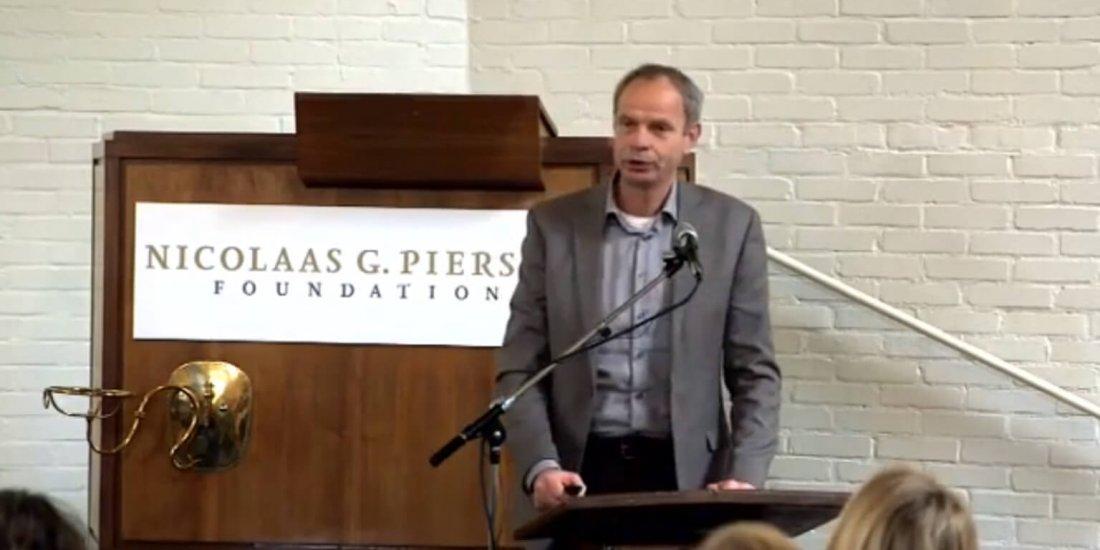 Symposium Meat, The Future: Jan Willem Erisman