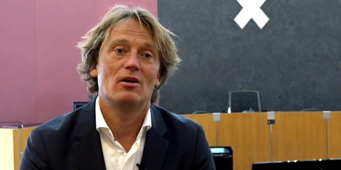 'Carnivoor? Geef het door' in Amsterdam: interview met Johnas van Lammeren