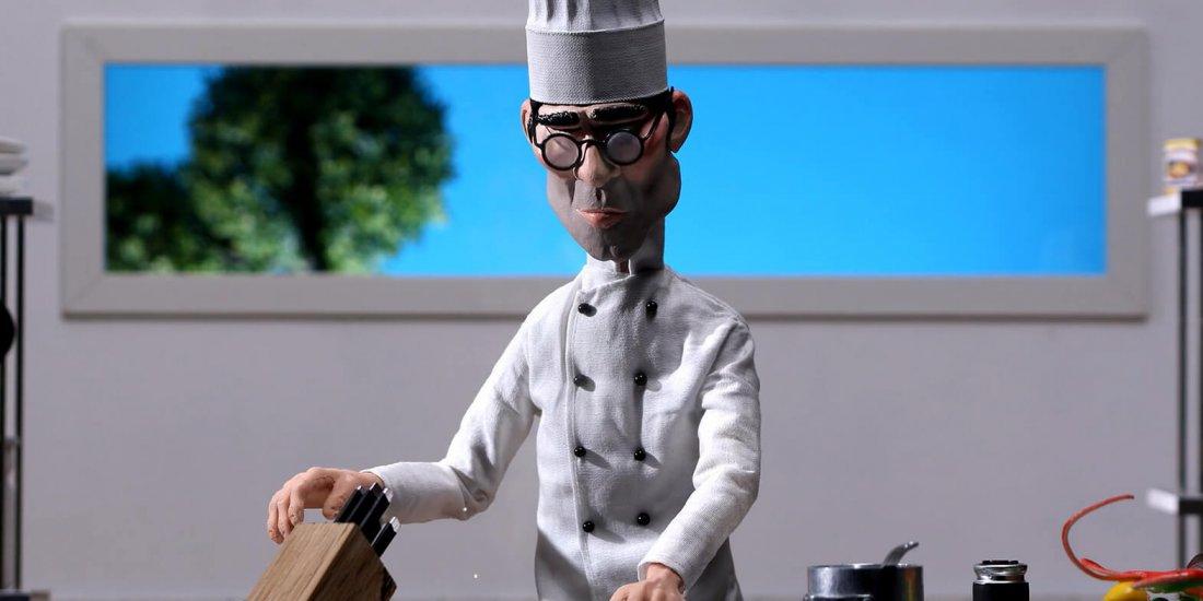Animatie: 'Carnivoor? geef het door' (klei-animatie – lange versie)