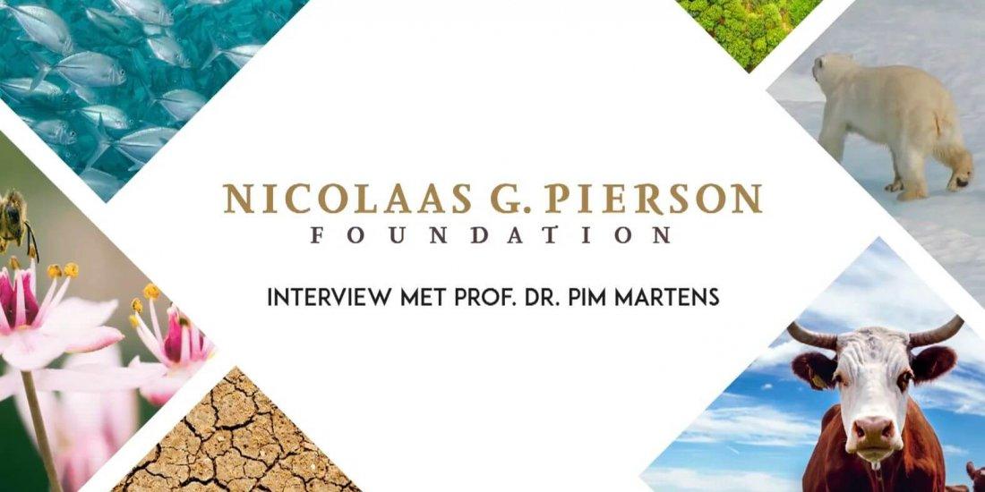 Interview met prof. dr. Pim Martens